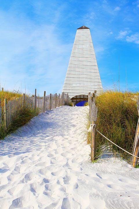 A perfect beach weekend in Seaside, Florida