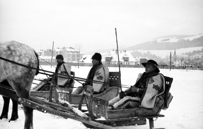 Winter sports competition in Zakopane (1912-1931)