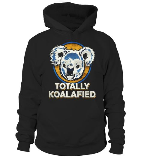 "# Totally Koalafied - Funny Koala Bear T Shirt Graphic Slogan .  Special Offer, not available in shops      Comes in a variety of styles and colours      Buy yours now before it is too late!      Secured payment via Visa / Mastercard / Amex / PayPal      How to place an order            Choose the model from the drop-down menu      Click on ""Buy it now""      Choose the size and the quantity      Add your delivery address and bank details      And that's it!      Tags: Funny Koala Bear T…"