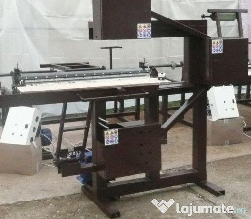 Banzic 2/3 roti pt taiere role hartie si tuburi carton, 15.000 ron - Lajumate.ro