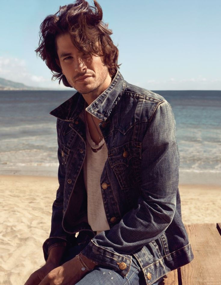 Tom James for True Religion Spring/Summer 2013 Campaign
