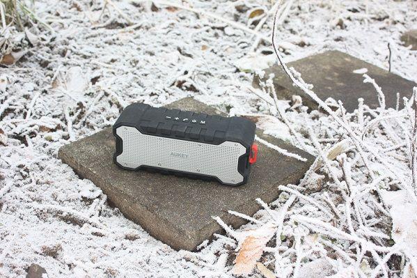 Outdoor Bluetooth-Kopfhörer von Aukey im Test