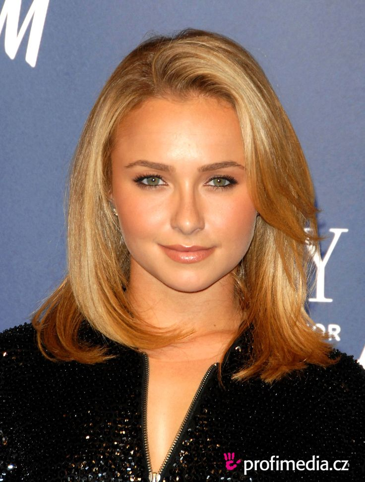 Hayden Panettiere hair- I am thinking of doing away with the really long hair and doing something like this... ???