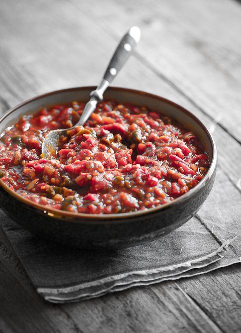 garlic hot sauce recipe