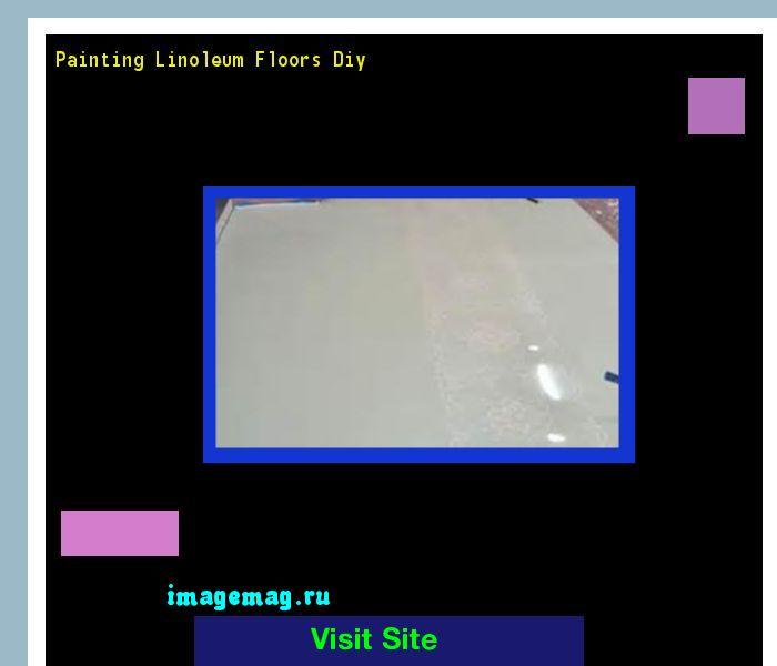 Painting Linoleum Floors Diy 095221 - The Best Image Search