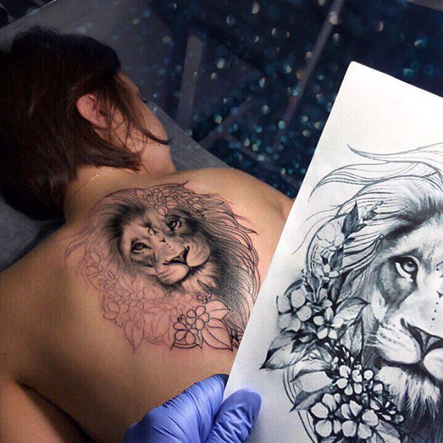 45 Best Leo Tattoos Designs Ideas For Men And Women With: 25+ Best Ideas About Tattoo Leon On Pinterest