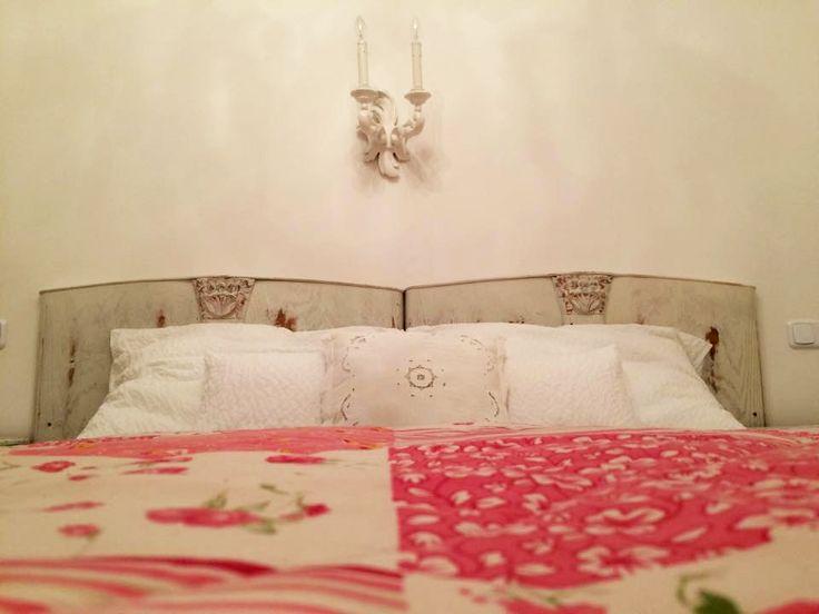 Rózsa apartman, hálószoba. Badacsony - Lake Balaton - Hungary