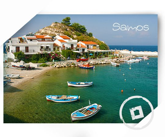 Welcoming...  http://www.cycladia.com/blog/destinations/samos-the-land-of-mysteries