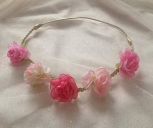 Flowers Crown | via Facebook #bridal #wedding #bentita #flowers #crown #crownflowers #handmade #accessoriesmaria #Sibiu