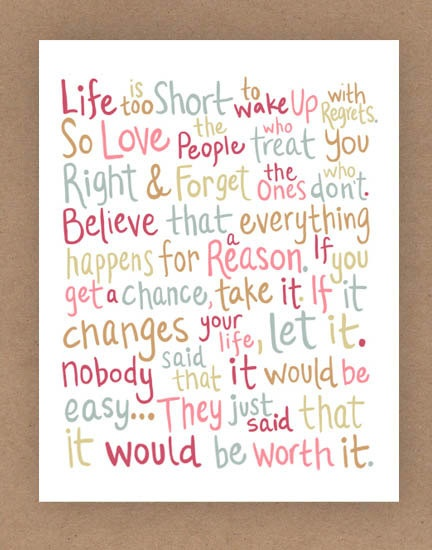 No Regrets QuoteLife Quotes, Shorts Quotes, Lifequotes, Wisdom, So True, Favorite Quotes, Living, Inspiration Quotes, Quotes About Life