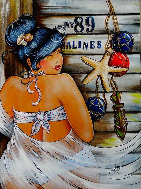 Isabelle Desrochers artiste peintre   Porte-folio