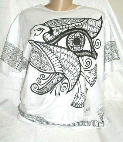 Camiseta Olho de Horus (G)