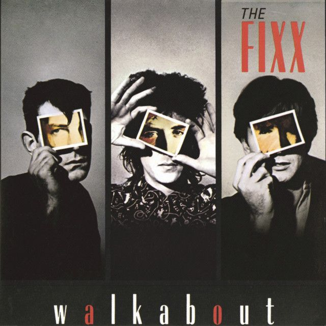 Secret Separation A Song By The Fixx On Spotify Walkabout Vinyl Album Covers