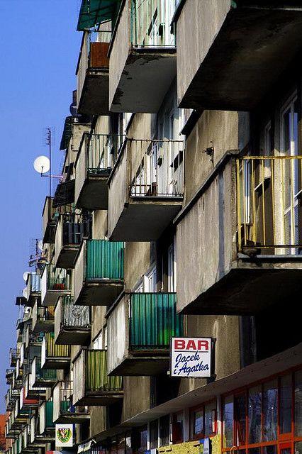 Nowy Targ east side, Wroclaw (PL), Tarnawscy '50/'60 (foto Leszek Golubiński via flickr)