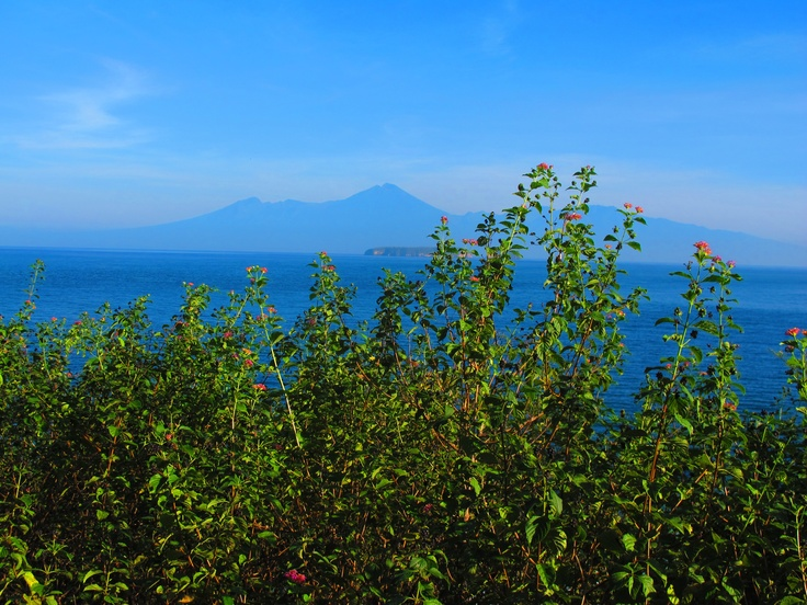 Mount Rinjani views