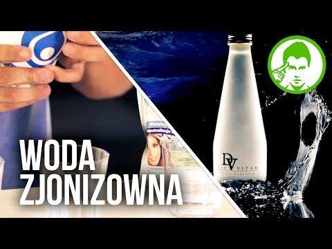 Woda Zjonizowana Tajemnice zdrowia #4 - YouTube