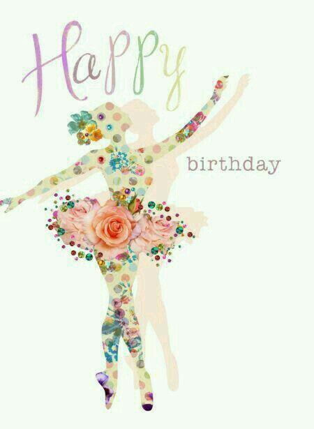Feliz cumpleaños Ivanna!