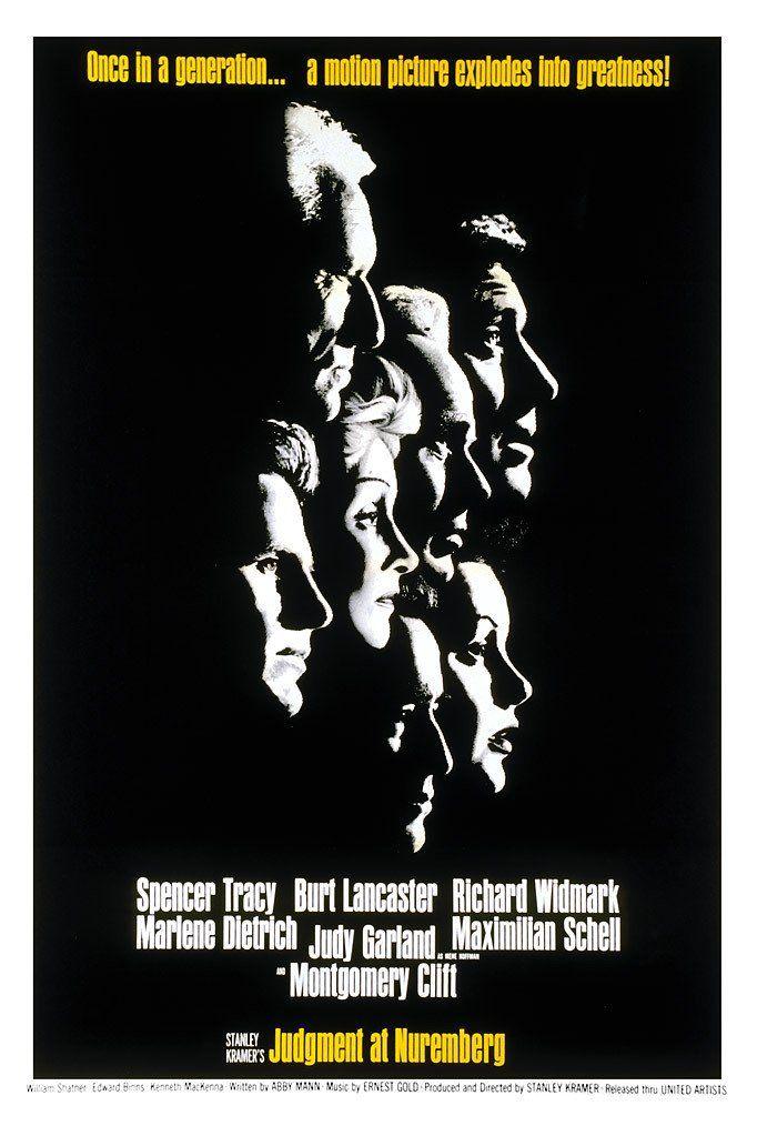 Judgment at Nuremberg, 1961 (Stanley Kramer)