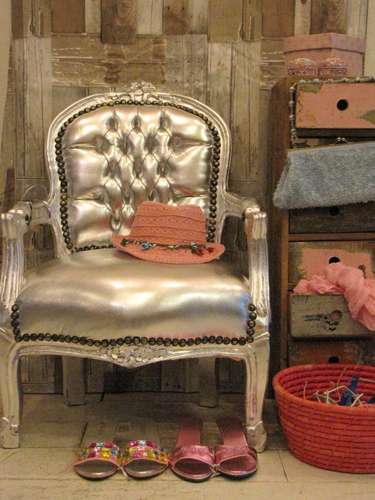 Prinsessenstoel | meisjeskamer | VIA CANNELLA KINDERWINKEL | CUIJK