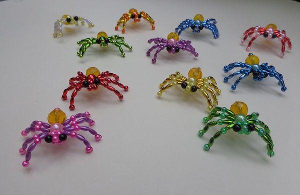 Döntöttem! Pókokat fogok gyűjteni! - Mesés gyöngyök