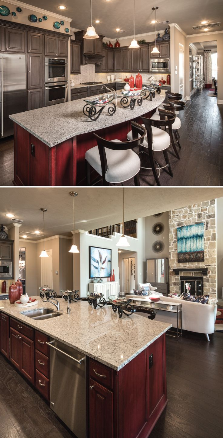 Trendmaker Homes Offers New Homes With Exceptional Amenities At The  CrossRoads At Benders Landing Estates, West Houston.