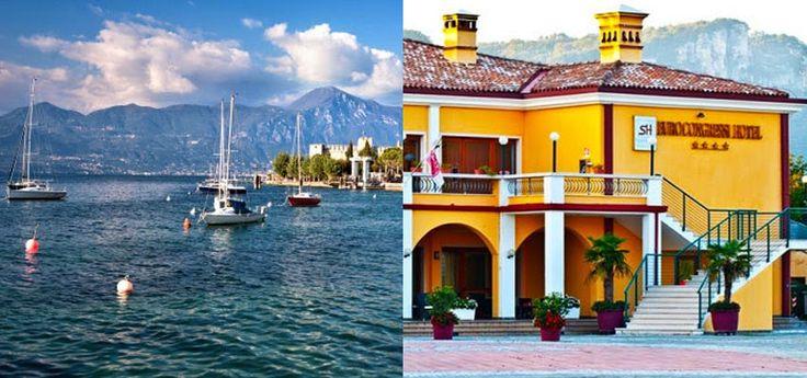 Familienurlaub am Gardasee inklusive 4-Sterne Hotel, Erlebnis- und Wasserpark