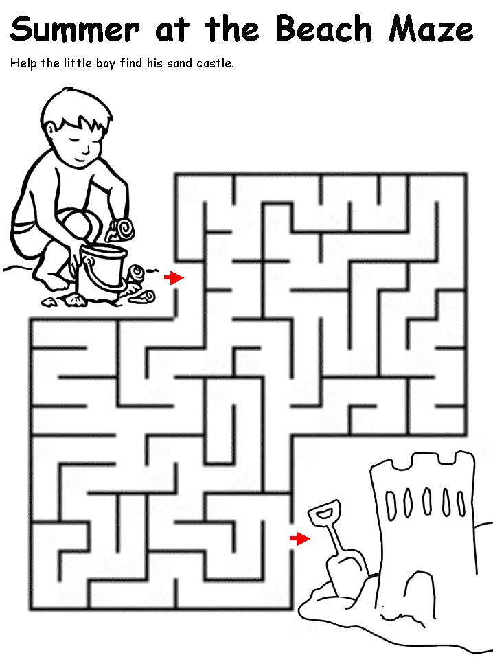 Fun Maze Worksheets : Best images about mazes on pinterest maze clip art