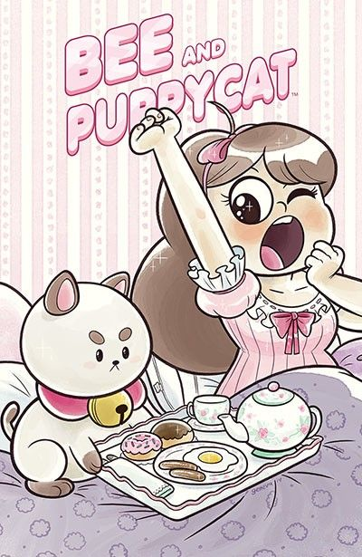Bee and Puppycat #07