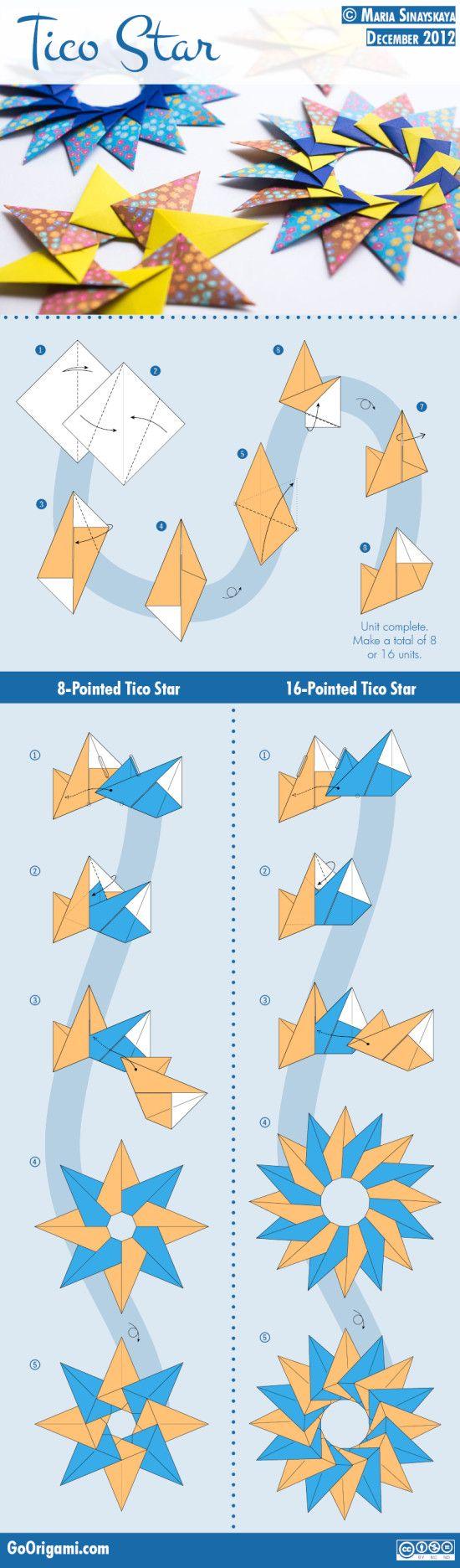 36 besten adventsschmuck bilder auf pinterest origami - Weihnachtsdekoration basteln mit kindern ...