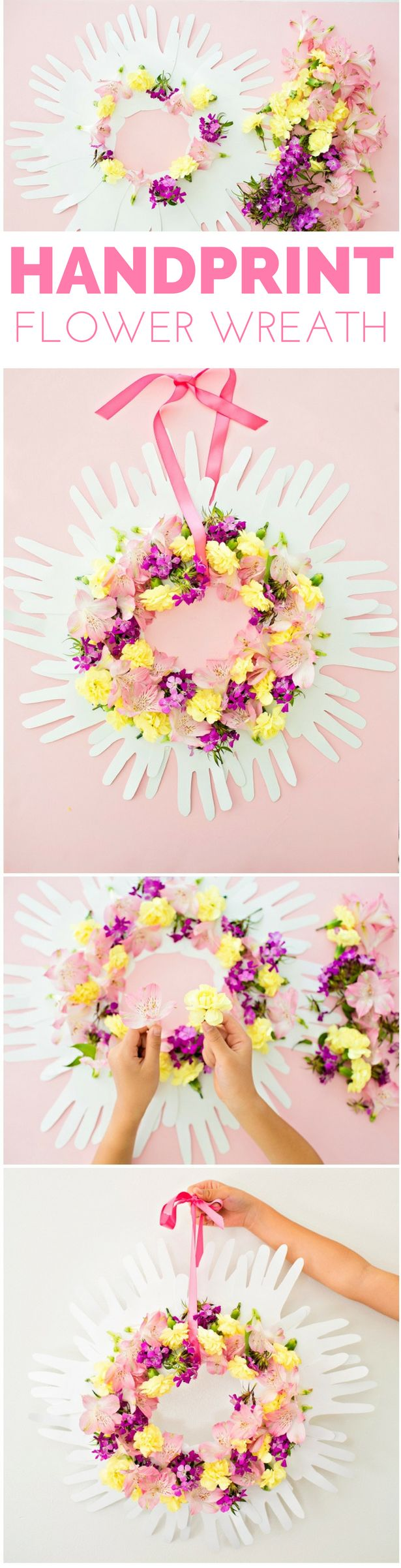 handprint flower craft 441 best images about make for or grandmas on 2150