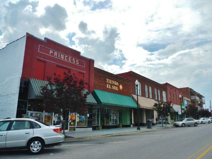 4. Main Street Strip - Albertville, Alabama