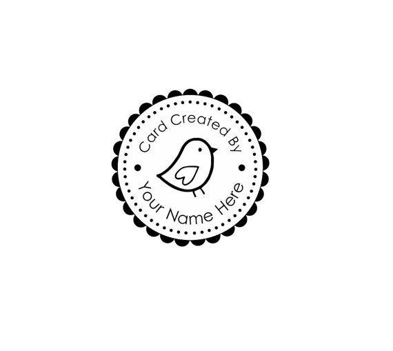 Poignée montée ou s'accrochent les nom personnalisé fait sur commande tampons en caoutchouc Ccb4
