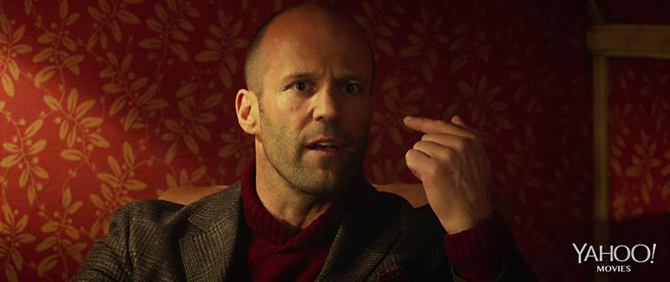 We've come to expect plenty of shocks and surprises from Melissa McCarthy, but in the actress's forthcoming 'Spy,' some of the biggest laughs come from a rather unlikely suspect : 'Furious 7' baddie (and all-around bad-ass) Jason Statham.