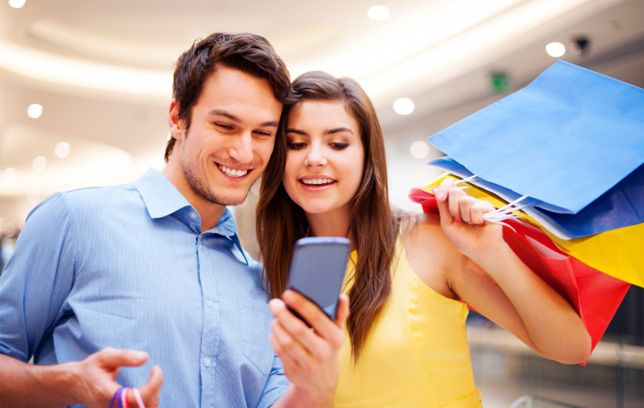 8 Sneaky Smartphone Shopping Tricks. Did you know women save almost $100 more than men during the holidays? Read on!