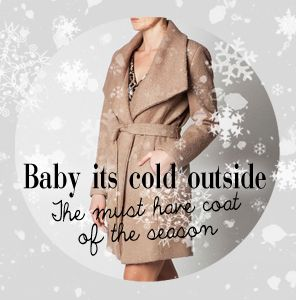 SO, SO COLD! #OUTERWEAR #BSB_FW14 #COATS #BSB_COATS #BSB_collection