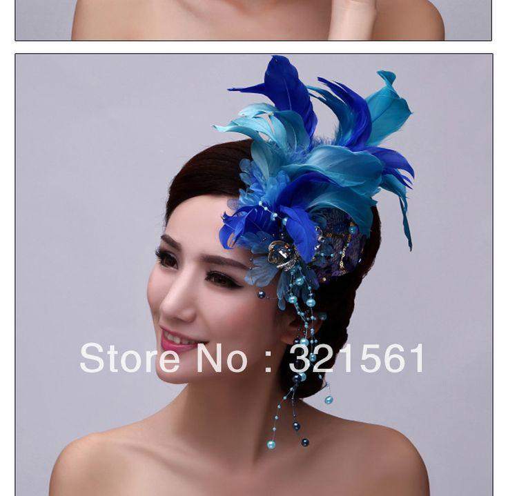 신부 결혼 2013 새로운 신부 머리 장식 꽃 보석 다이아몬드 머리 장식 헤어 꽃 꽃 드레스 타이어