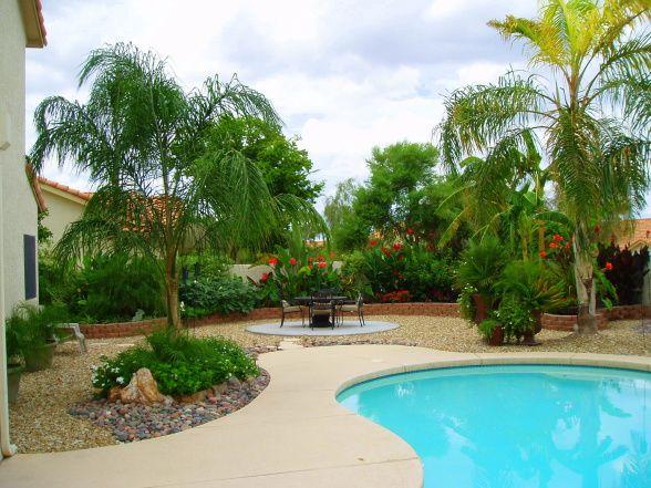 25+ trending Tropical backyard ideas on Pinterest ...