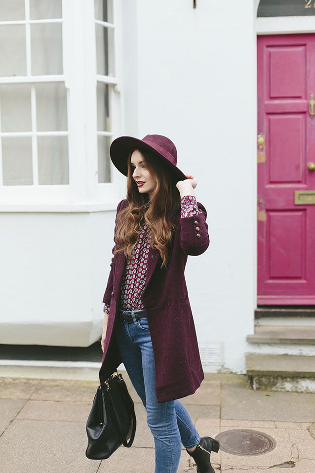 What Olivia Did (Hat: ASOS, Jacket: MISS PATINA, Shirt: URBAN OUTFITTERS, Jeans: TOPSHOP, Bag: LULU GUINNESS (20% off with code 'Lulu20'), Shoes: ZARA, Rings: ASTRID & MIYU)
