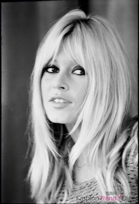 Bardot Bangs   Boardwalk empire   Pinterest   Brigitte ...