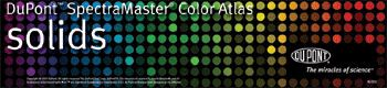 DuPont Color Chart