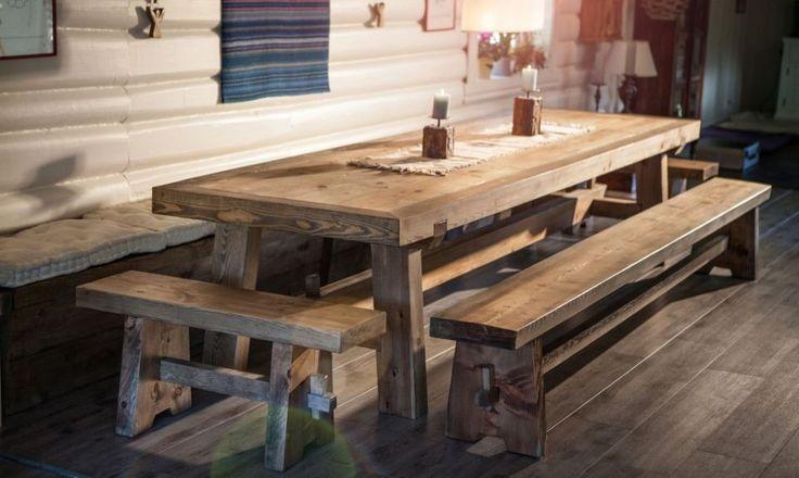 FINN – Spisebord fra Hallingdal. Lages på mål