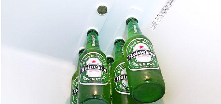 bottleLoft beer hanger | FoodiesFavorites.com ★