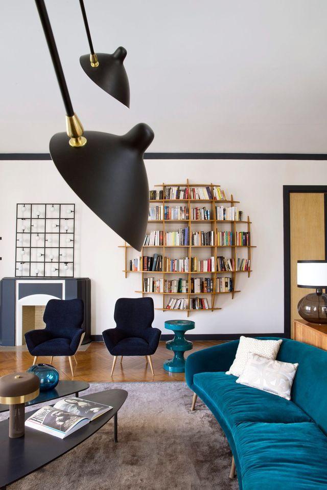Salon Design : 11 Idées Déco Et Inspiration