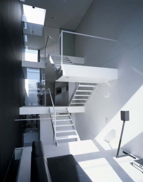 fujiwaramuro: Interior Design, Idea, Architecture Interiors, House Interiors, Cloud, Showa Cho, Space, Photo