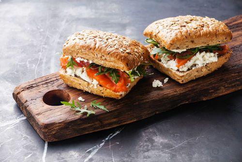 Σάντουϊτς –και στo σαλόνι και στo αλώνι!