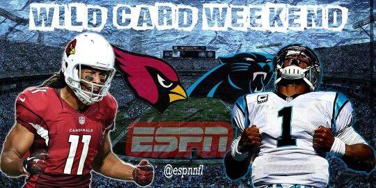 Wildcard weekend win 1/3/15