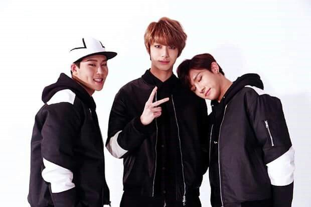 Jooheon, Hyungwon, I.M