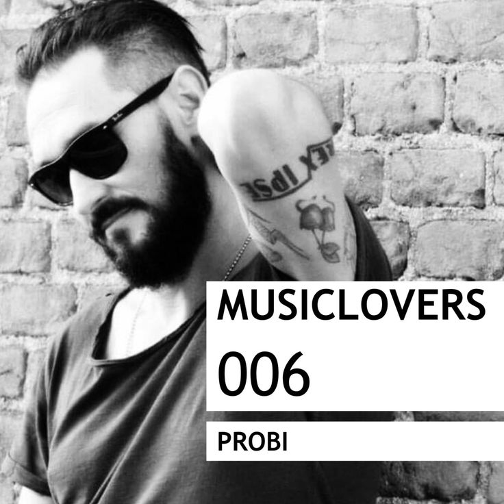 MusicLovers #006 – by Probi – MusicLovers