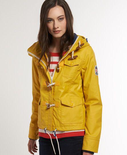 Superdry Boat Duffle Women S Jackets Amp Coats S H T Y L
