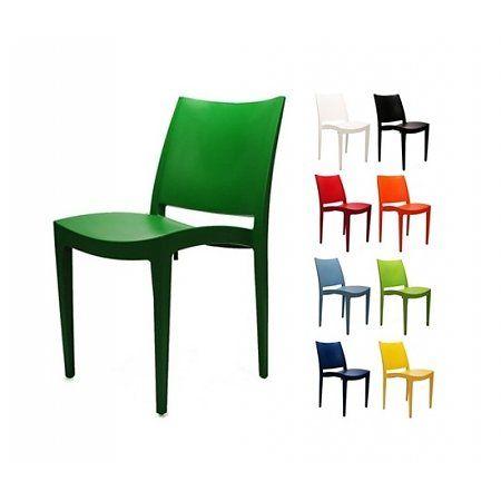 Design Tuinstoel Bento in 10 kleuren